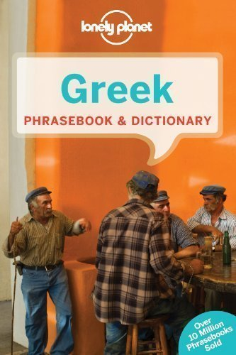 Greek Phrasebook: 5 (Lonely Planet Phrasebook) by Kate Mathews 5th (fifth) Revised Edition (2013)