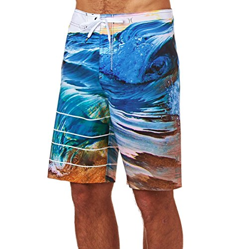 Hurley Board Shorts - Hurley Phantom Clark Litt... Multicolour