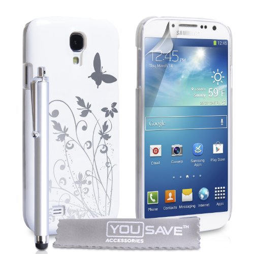yousave-accessories-sa-ea02-z050p-funda-para-movil-samsung-galaxy-s4-blanco
