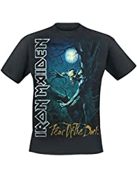 Unbekannt Iron Maiden Fear Of The Dark T-Shirt schwarz