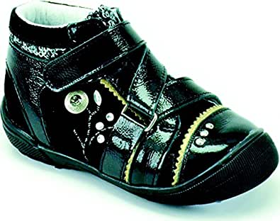 Catimini - CATIMINI boots noir paillettes CYRA 1231