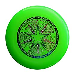 Discraft 175 Gram Ultra Star Sport Disc, Green