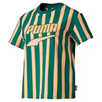 Puma Downtown Stripe Tee Kadın Bluz Ve Gömlek