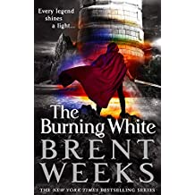 The Burning White (Lightbringer)