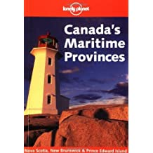 Lonely Planet Canada's Maritime Provinces by David Stanley (2002-07-04)