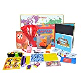 #7: Japan Box from Globetrotters - Young Explorers (6+ YEARS)