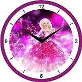 Regent Barbie wall clock