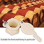 2pcs Nylon Beekeeping Honey Valve Honey Tap 40 mm / 1.57inch 16