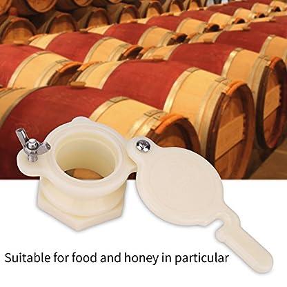 2pcs Nylon Beekeeping Honey Valve Honey Tap 40 mm / 1.57inch 7
