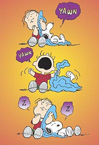 Peanuts Linus & Snoopy Poster (70cm x 100cm)