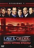 Law & Order - Unità vittime specialiStagione01