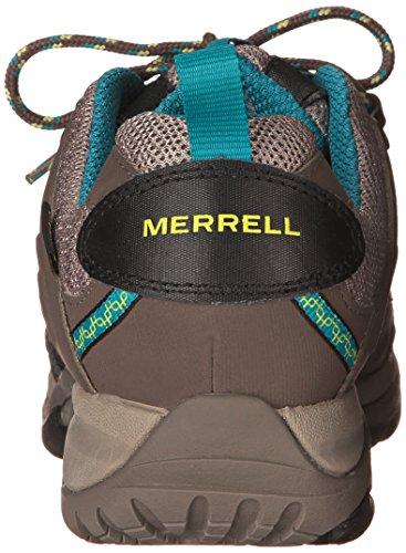 Merrell Siren Sport Gore Tex, Sandales Homme Marron (Falcon)