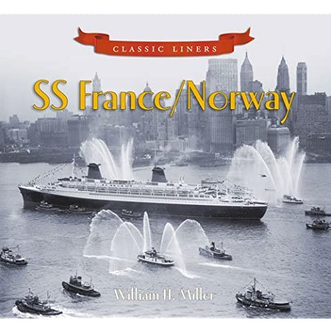 SS France/Norway (Classic Liners) by William Miller