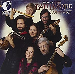 The Baltimore Consort - The Best of the Baltimore Consort