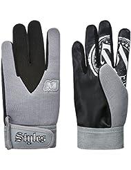 Handschuh Set AJ Styles Grau Replica TV Authentic