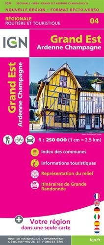 NR04 GRAND EST ARDENNES CHAMPAGNE