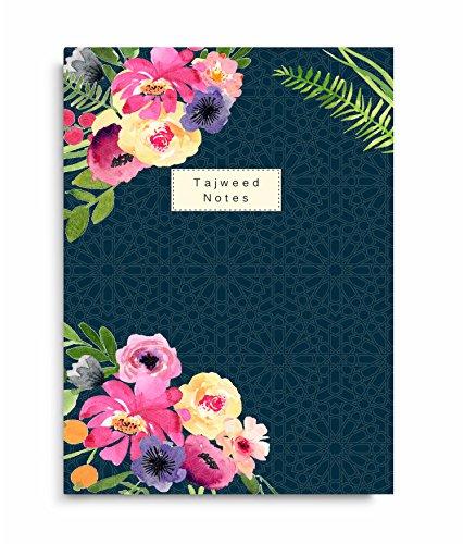 tajweed Notizen Notizbuch, A5, gebunden, Islamische Stationery, JOTTER