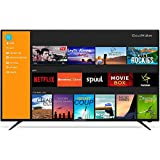 CloudWalker 139 cm (55 inches) 4K Ready 55SFX2 Full HD Smart LED TV (Black)