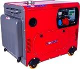 Holzer WS8000LTA3 mit 6000W und starkem 12PS Motor, 456cm³ ...