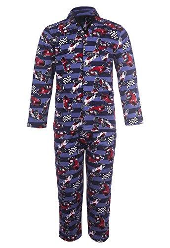 Eteenz Infant Boys All Over Print Nightwear Set
