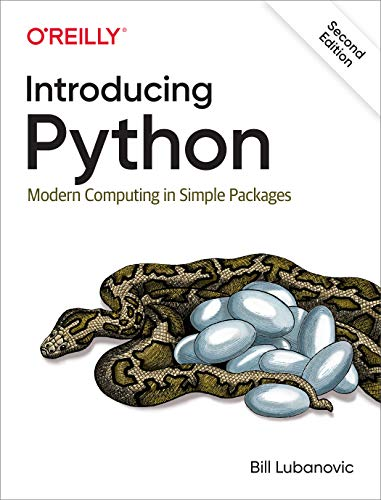 Introducing Python, 2e