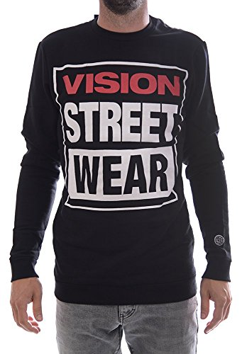 Symbol Of The Brand Vision Street Wear Damen Fitness Crew Neck Tank Top Shirt Cl3101 Black Gr L Online Shop Activewear Tops Sporting Goods