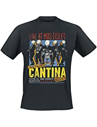 Bravado Herren T-Shirt Star Wars - The Fabulous Cantina Band