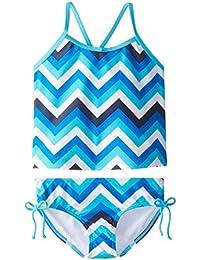 Kanu Surf Girls' Olivia Tankini Swimsuit