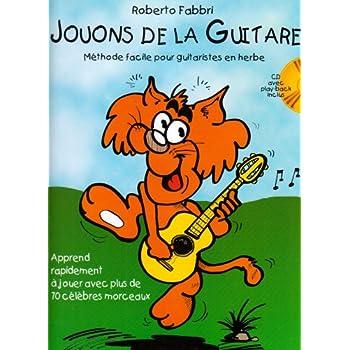Fabbri Roberto Jouons De La Guitare Gtr Bk/Cd
