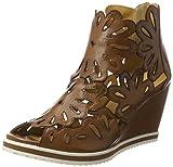 GERRY WEBER Shoes Damen Adriana 06 Kurzschaft Stiefel, Braun (Cognac), 40 EU