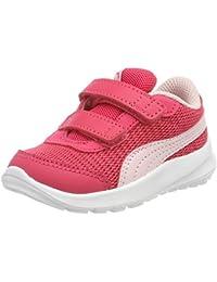 Puma Unisex-Kinder Stepfleex 2 Run Mesh V Inf Sneaker