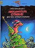 Oberschnüffler Oswald jagt den Weihnachtsmann (Känguru - Kinderroman / Ab 10 Jahren) - Christian Bieniek