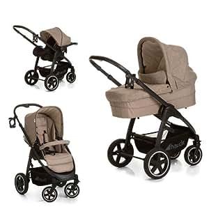 hauck 4007923143124 3 in1 kinderwagen trio set inklusive. Black Bedroom Furniture Sets. Home Design Ideas