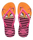 Fun, brightly coloured flipflops with a lightweight and durable design.Rubber sole Comfortable and heat-resistant Non-slip and water-resistant Made in Brazil
