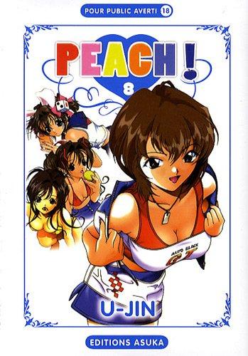 Peach !, Tome 8