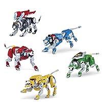 Giochi Preziosi Voltron Die Cast Metal Defender Lions 972, Multicoloured, 8056379057413