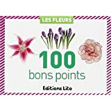100 bons points Les fleurs