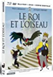 Le Roi et l'Oiseau [Combo Blu-ray + DVD + Copie digitale]