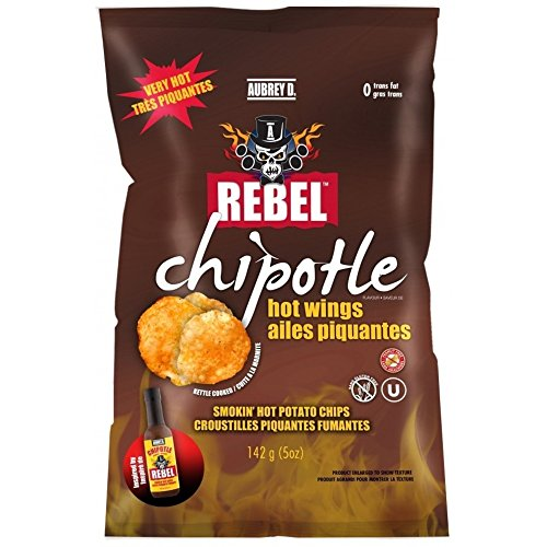 Rebel Chipotle Hot Wings - Hot
