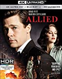 Allied 2017 4K UHD ultra +¦ Bluray HD Region Free