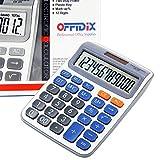 OFFIDIX Büro Desktop Neueste Taschenrechner Schule Zähler Business Rechner