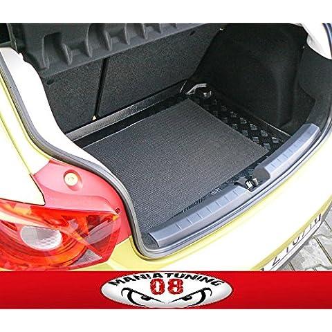 Bañera & Baúl Audi A3 (8P) SPORTBACK desde 05. 2003-09,2012 Protector maletero a medida no apto para bañera-versión