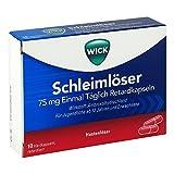 Wick SchleimlÃser 75 mg Retardkapseln, 10 St.