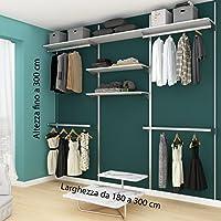 Amazon.it: cabina armadio - Armadi / Camera da letto: Casa e cucina