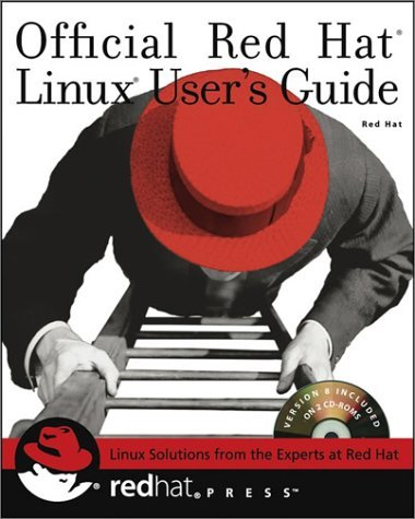 Official Red Hat Linux User's Guide by Inc. Red Hat (2002-11-08) par Inc. Red Hat