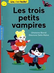 """Afficher """"Les trois petits vampires"""""""