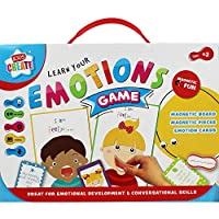 Kids Create Learn Your Emotions Magnetic Game