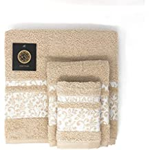 Cabello Textil Hogar - Juego de Toallas 100% Algodón de 450 Gr/m2 -