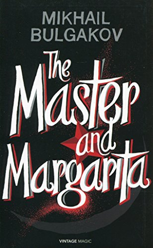 Book cover for The Master and Margarita