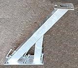 Gestell Windenstand Metall verzinkt für Boot Anhänger Trailer